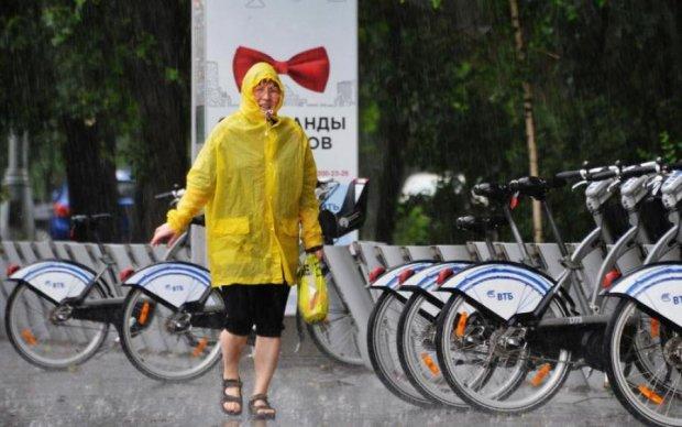 Погода на 27 июля: show must go on