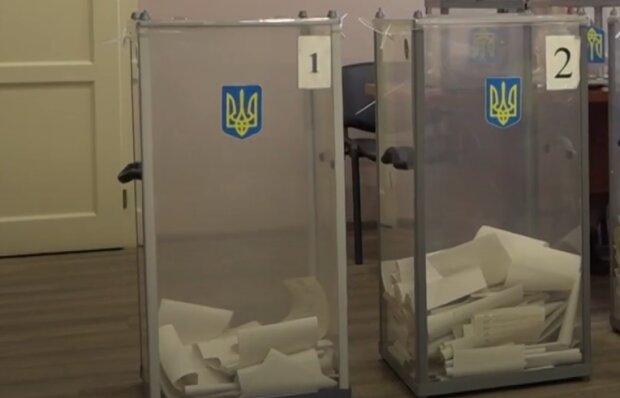 Выборы на Закарпатье, кадр из репортажа Uzh inform: YouTube