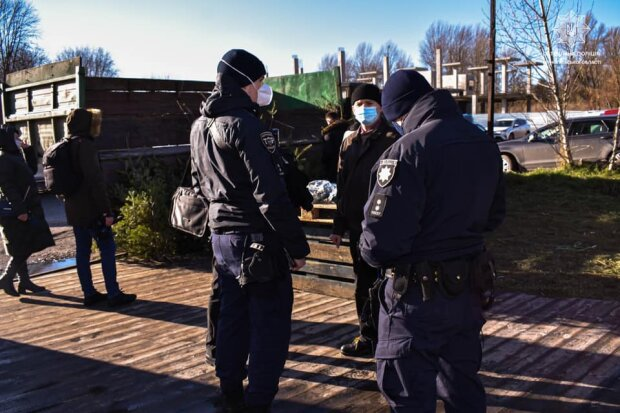Поліція / фото: Патрульна поліція