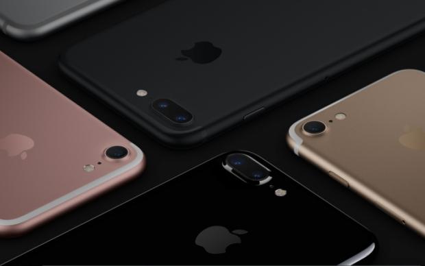 iPhone 7 став найпопулярнішим смартфоном початку 2017 року