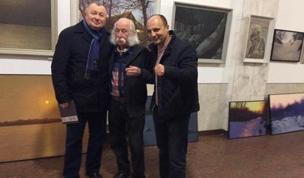 Украинскому художнику Марчуку вернули сотню пропавших картин
