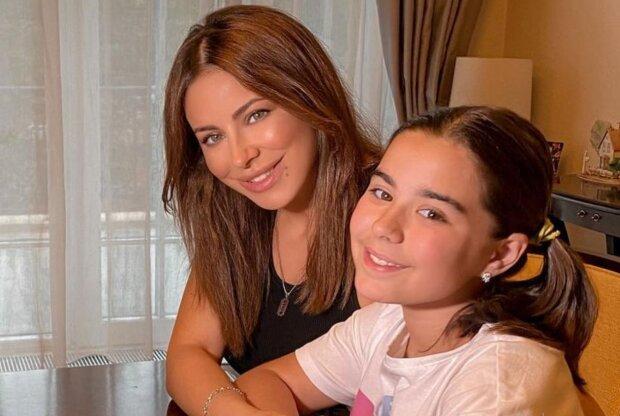 Ани Лорак с дочкой, instagram.com/anilorak