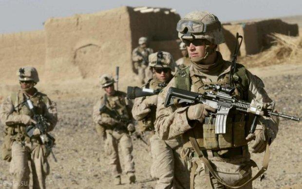"""И такое бывает: американцы закупили для Афганистана """"лесной"""" камуфляж"""