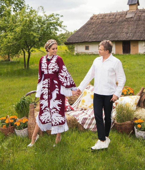 Катя Осадча і Юра Горбунов, фото: Instagram ведучої