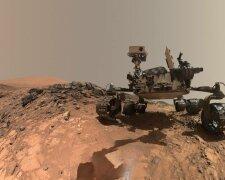 Исследования на Марсе, фото: NASA