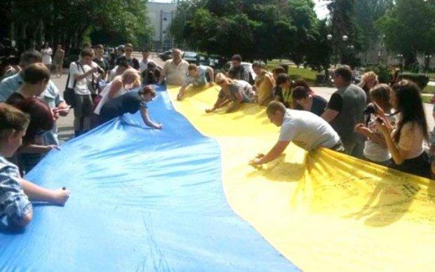 Назло оккупантам: в Крыму устроили праздник патриотизма