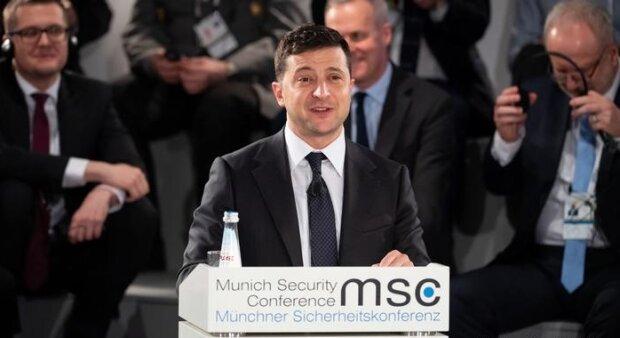 Зеленский в Мюнхене рассказал, когда закончится война на Донбассе