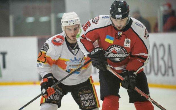 Украина хочет создать совместный чемпионат по хоккею с Беларусью
