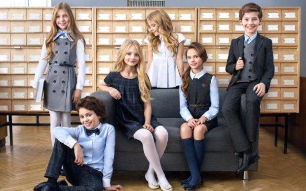 Шкільна форма 2017: де купити в Києві