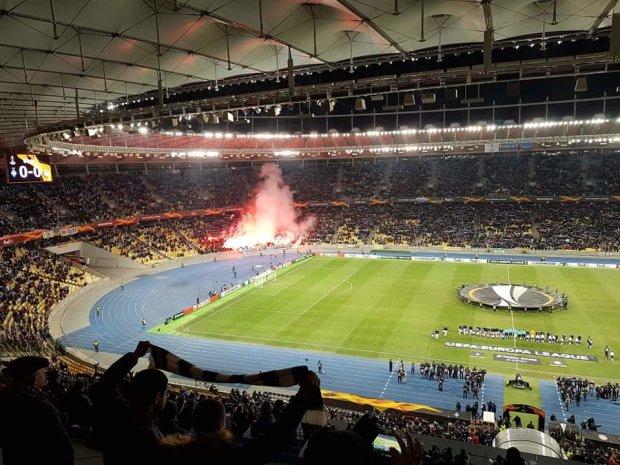 Динамо вийшло до 1/8 фіналу Ліги Європи і повторило сценарій сезону 75/76