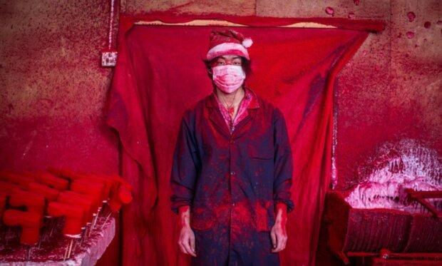 Майстерня Санти в Китаї, фото: УП.Життя