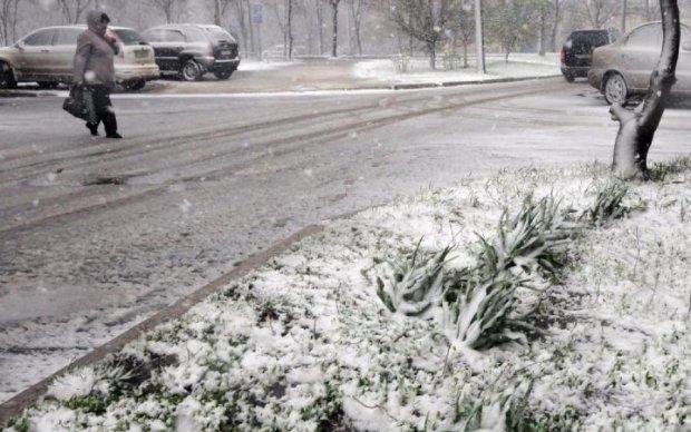 Погода 29 березня: весна ще трохи познущається з українців