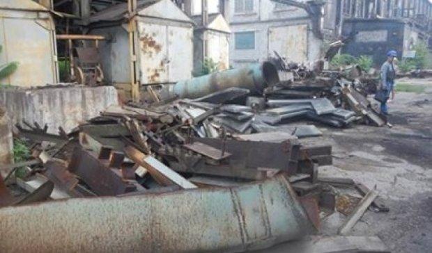 СБУ знайшла вкрадену із Запорізького алюмінієвого заводу техніку