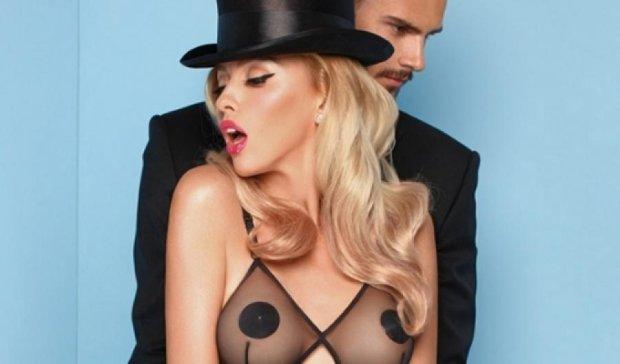 Полякова  обнародовала видео с эротической фотосессии для XXL