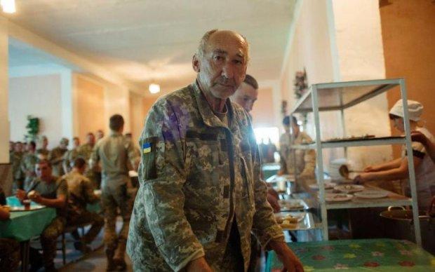 Паркетним генералам на замітку: як харчуються бійці АТО