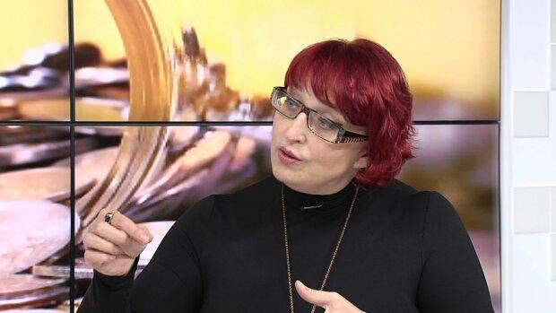 Галина Третьякова, скрін з відео