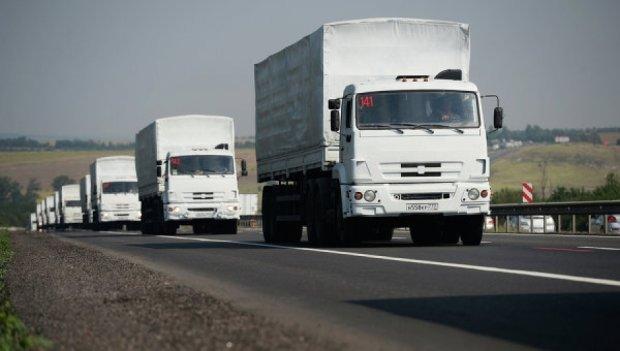 """Росія відправила черговий """"гумконвой"""" для Донбасу"""