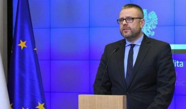 Польща міняє посла в Україні через брак досвіду