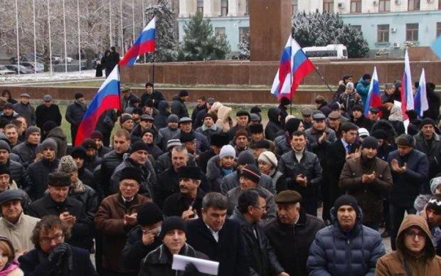 Нахабству немає меж: Навальний завів стару пісню про Крим