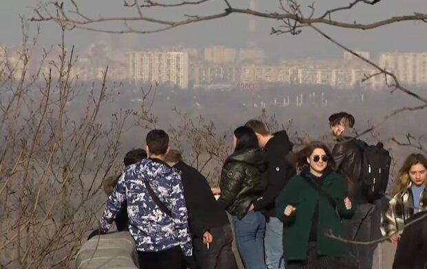 Прогноз погоди, кадр з відео
