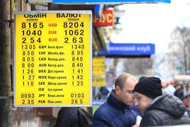 Курс валют на 26 лютого: долар проявив характер