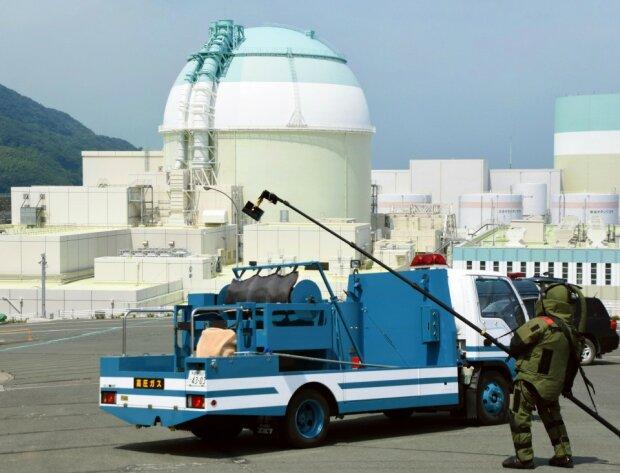 Атомная электростанция Иката