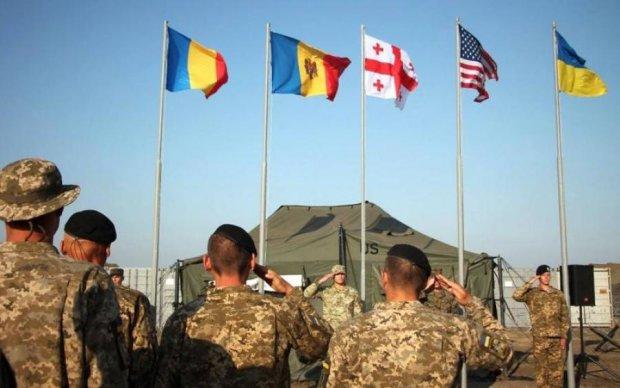 Noble Partner 2018: навчання НАТО об'єднають армії України та Грузії