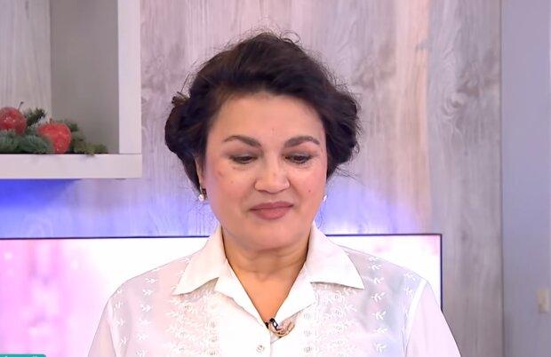 Наталья Сумская, кадр из видео