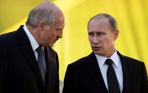 Путин решил выделить миллиард Беларуси