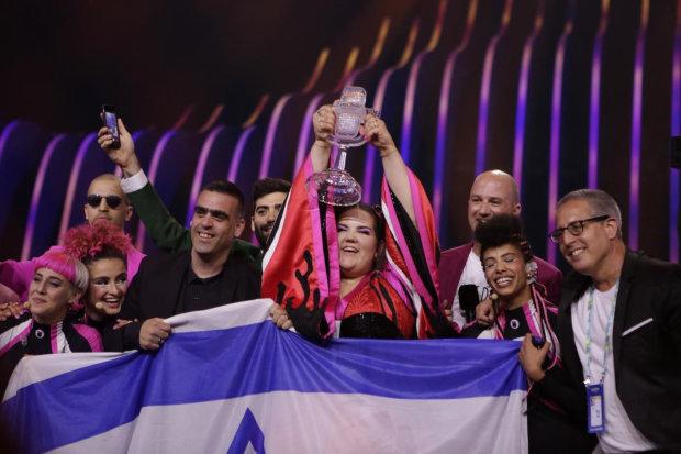 Нетта Барзилай, победительница Евровидения 2018