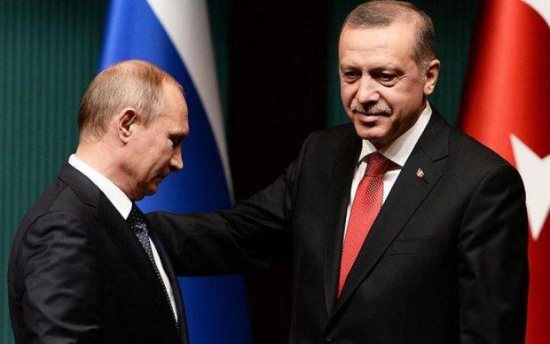 Кримські клоуни Путіна розмріялись про Туреччину