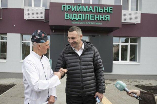 Мер Києва Віталій Кличко