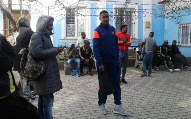 Камерунские футболисты нелегально скрывались в Крыму после участия в турнире