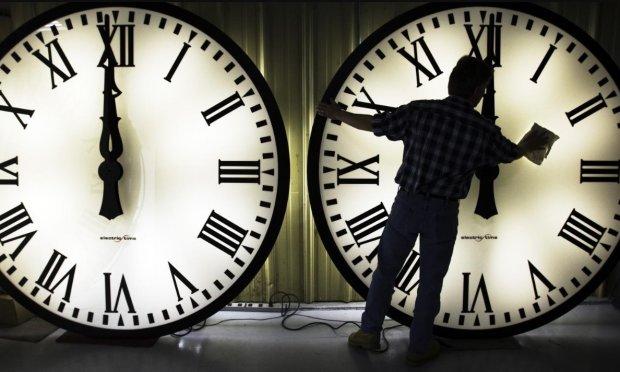 Перехід на літній час в Україні: коли переводять стрілки годинника