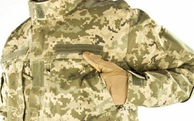 Огнеупорную ткань для формы ВСУ показали в сети (видео)