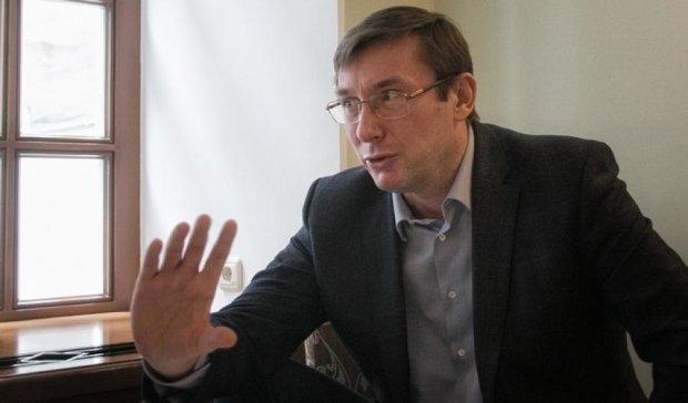 Луценко останется главой фракции Порошенко в парламенте