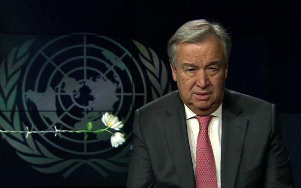 Футбол и болтовня: ООН намылилась в гости к Путину