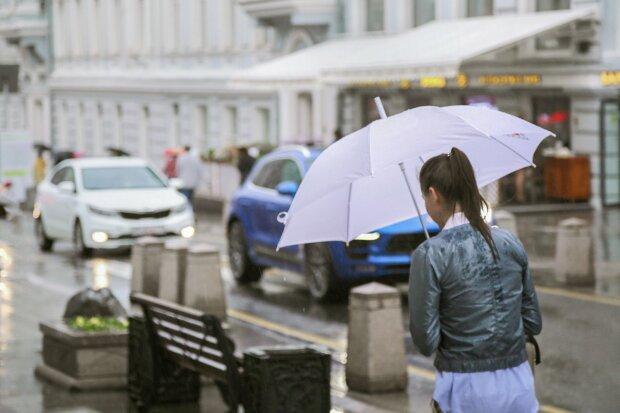 Мокро і холодно: синоптики засмутили жителів Франківська прогнозом на 28 вересня