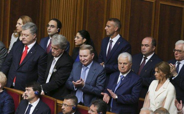 Кравчук похвалив Зеленського після інавгурації: епоха бідності та корупції відходить у минуле