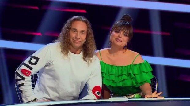 Наташа Королева и Тарзан, скриншот с видео