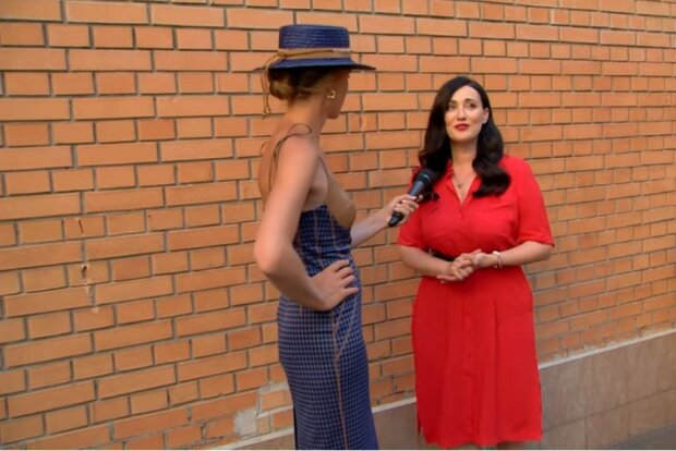 Соломія Вітвіцька, кадр з відео