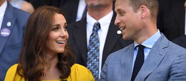 Кейт Міддлтон і принц Вільям, скріншот: Youtube