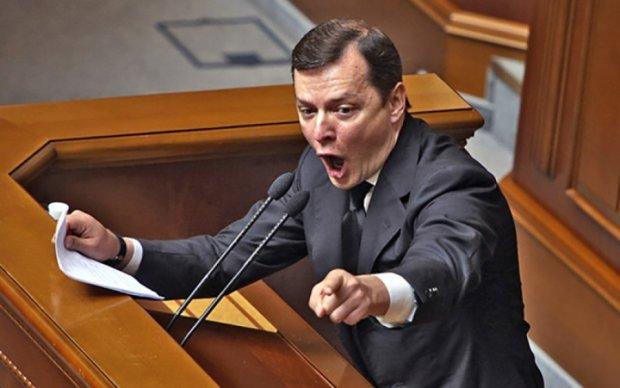 """""""Политический лидер"""" Ляшко нашел тайный смысл в расследовании САП"""