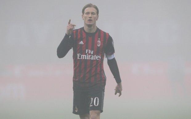 Капитан Милана выбыл до конца сезона из-за серьезной травмы глаза