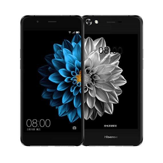 iPhone X с двумя дисплеями: в сети показали смартфон Hisense