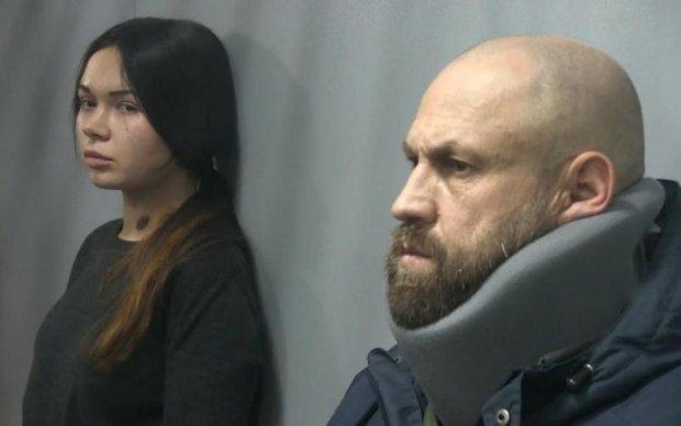 Зайцевій і Дронову зачитали жахаючий обвинувальний акт