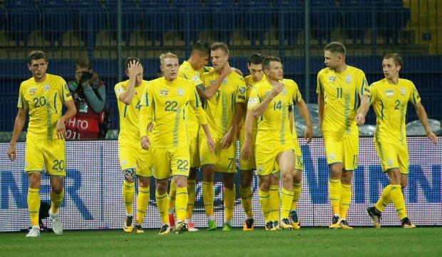 Збірна України з футболу закріпилася в топ 30 кращих команд світу: рейтинг ФІФА