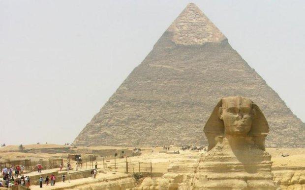 """Инженер раскрыл тайну """"идеальных"""" египетских пирамид"""
