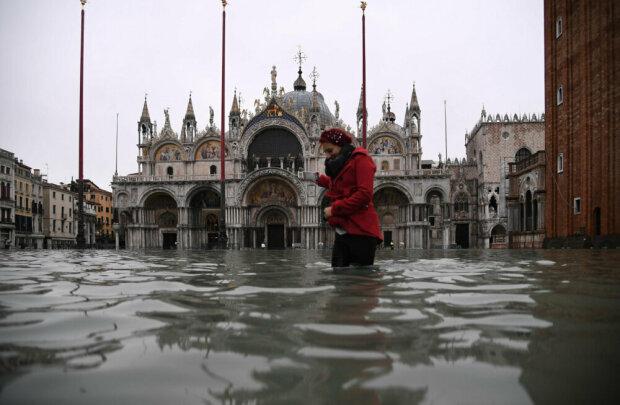 Потоп, фото из свободных источников