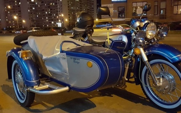 В Украине возродили мотоциклы Dnepr